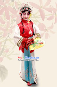 Costume of Children Fan Dance