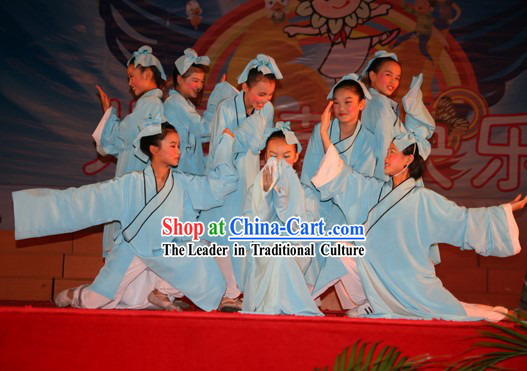 Ancient Chinese Students Clothing for Children