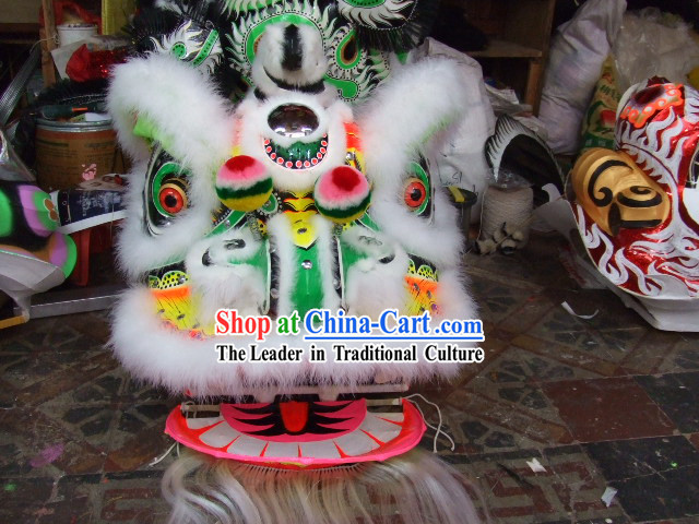 Traditional Lion Dance Equipment Complete Set