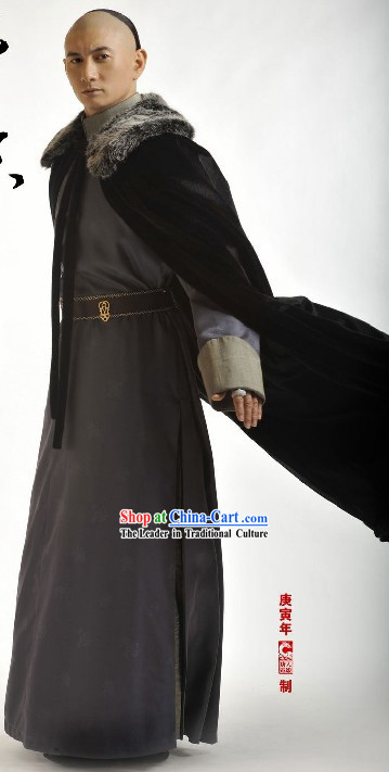 Ancient China Prince Clothing Full Set for Men