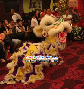Traditional FUT SAN Lion Dancing Equipments Complete Set