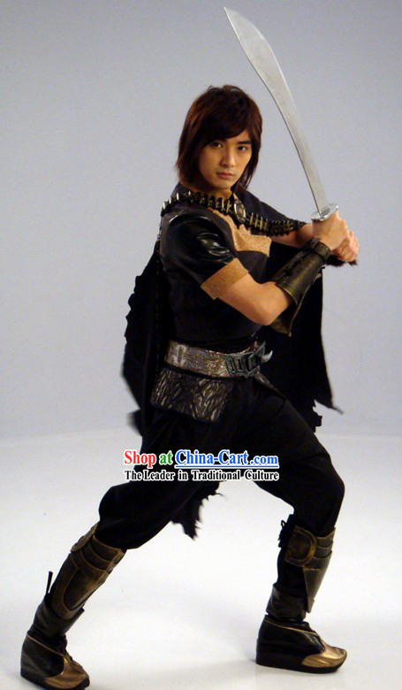 Chinese Swordsman Cosplay Full Set for Men