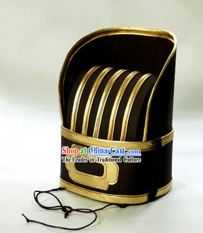 Ancient Chinese Style Han Fu Garment Coronet for Men