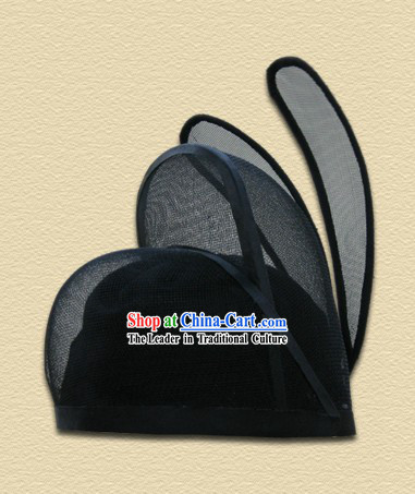 Ancient Chinese Black Hats for Men