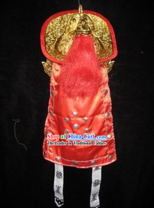 Chinese Stage Performance Opera Helmet Hat