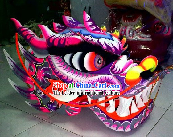Traditional Handmade Dragon Head