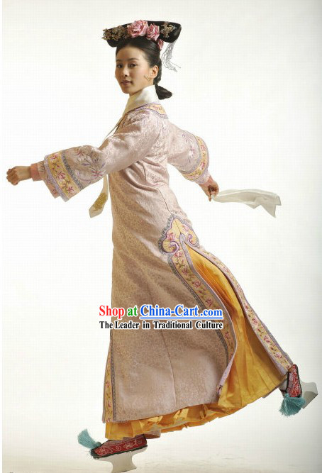 Ancient Chinese Imperial Princess Costumes
