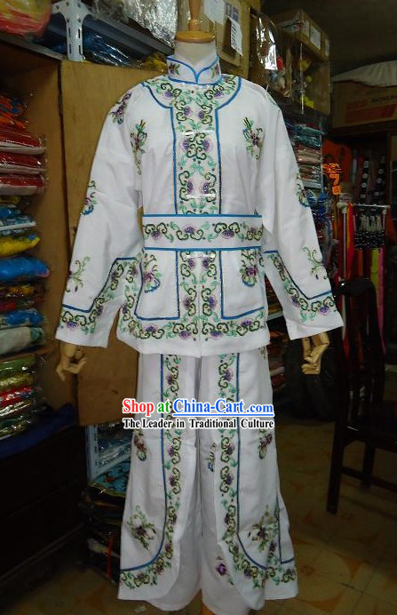 Peking Opera Fighting Clothes for Women