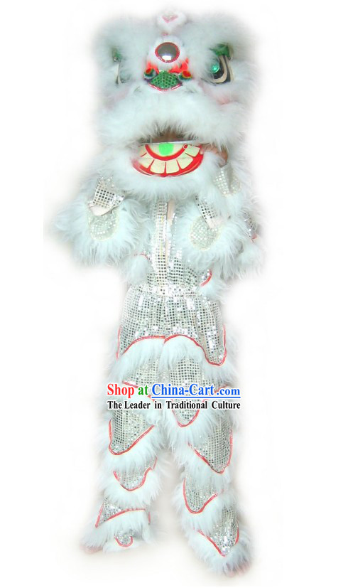 One Person Lion Dance Costume Complete Set