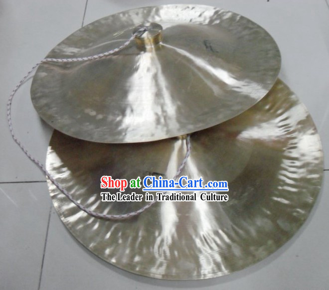 20 Inches Chinese Large Brass Cymbal