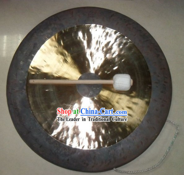 20 Inches Diameter Big Brass Gong