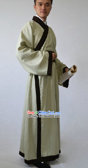 Ancient Chinese Han Fu Clothes for Men