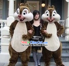 Micky Mouse Costume Complete Set
