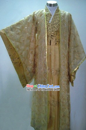 Ancient Chinese Tang Dynasty Prince Costumes for Men