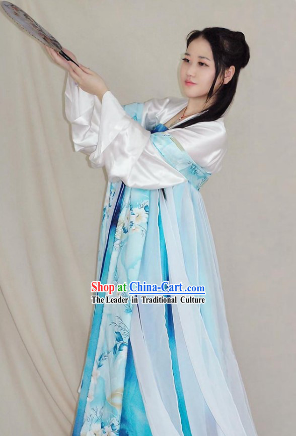 Ancient Chinese Tang Dynasty Fairy Costume