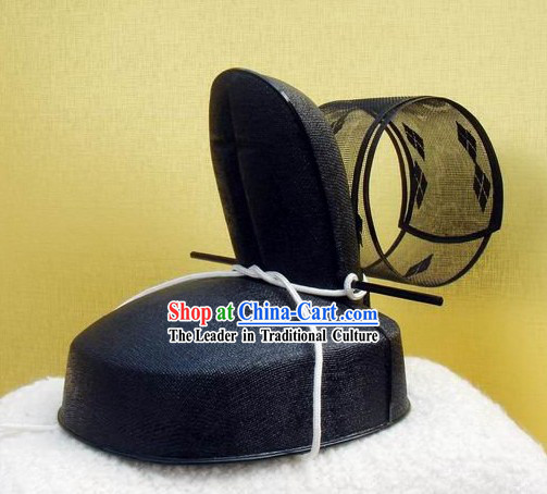 Ancient Japanese Pingan Period Hat for Men