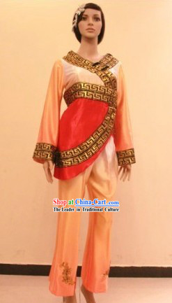 Chinese Classicial Dancing Costumes for Women