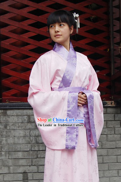 Back to Ancient China Women Clothing Complete Set