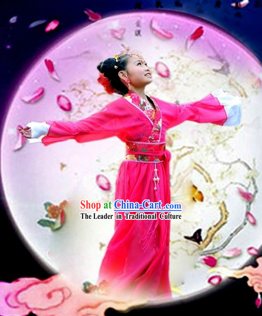 Chinese Classical Dancing Costume for Children
