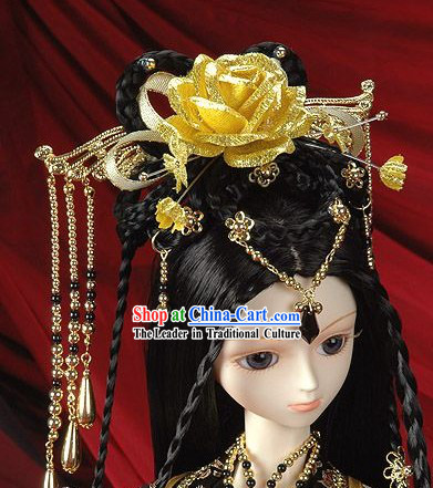 Traditional Chinese Empress Hair Accessories