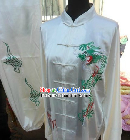 Men's Chinese Mandarin Jacket Kung fu Tai Chi Costume