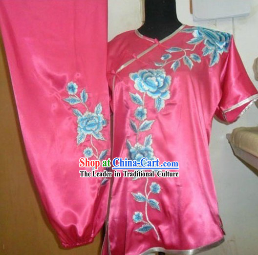 Nanquan Southern Fist Female Competition Uniform