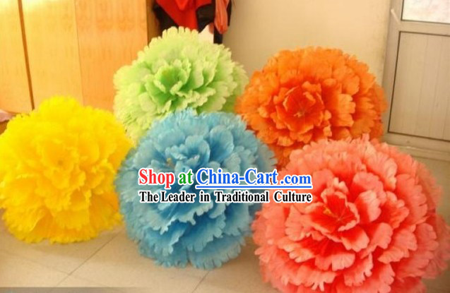 Chinese Classic Handmade Dance and Decoration Flower