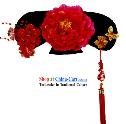 Qing Dynasty Palace Hair Decoration