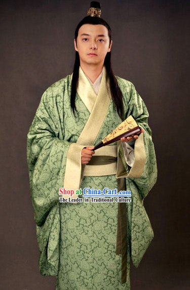 Traditional Chinese Suit Men
