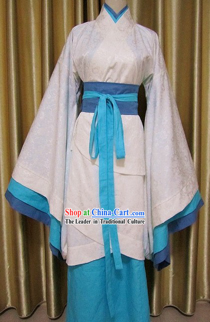 Ancient Chinese Citizen Clothing for Women