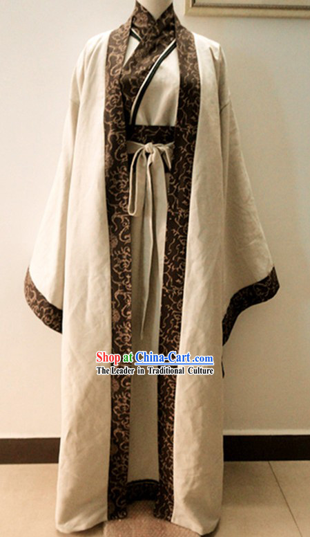 Ancient Chinese Wise Men Costume for Men