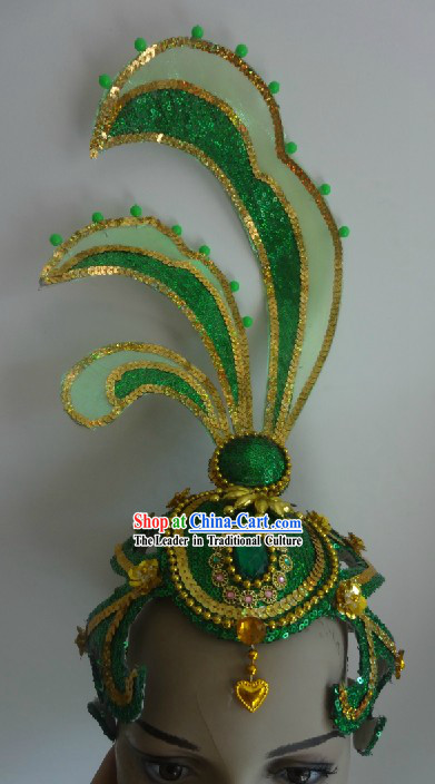 Handmade Stage Performance Headpiece
