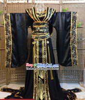 Ancient Chinese BJD SD Costumes Complete Set