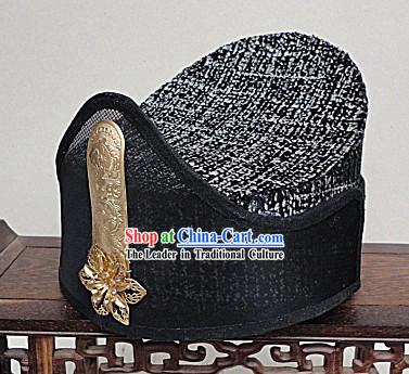 Ancient Chinese Swordman Hat for Men or Women