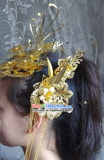 Ancient Chinese Imperial Palace Princess Headwear