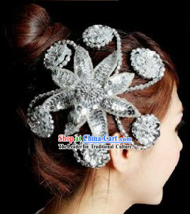 Traditional Chinese Stage Performance Hair Accessories