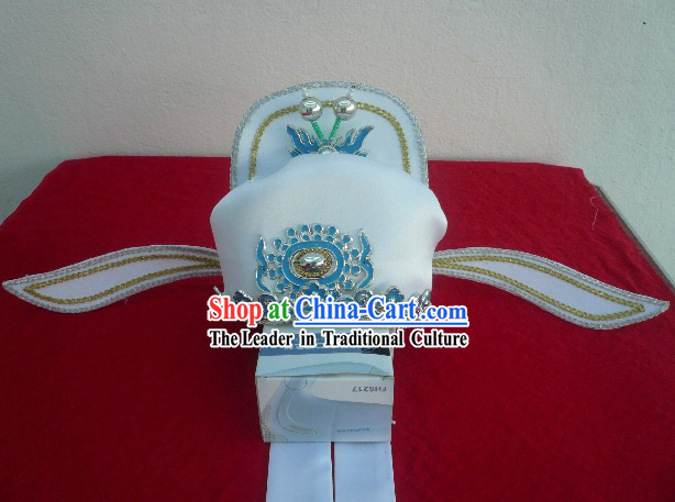 Traditional Chinese Opera Young Student Hat