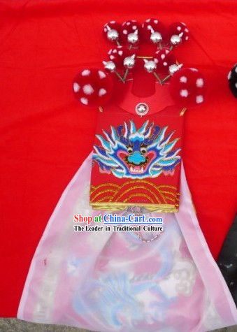 Traditional Chinese Opera Hat