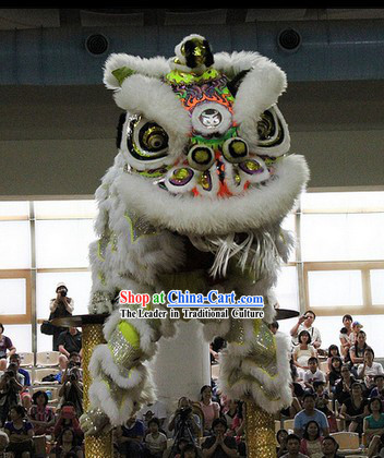 Professional Lion Dance Performance Costume for Adults or Kids