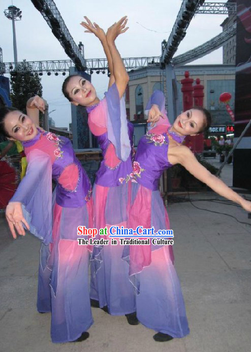 Stage Performance Colour Changing Costume for Women