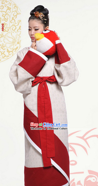 Ancient Chinese Han Dynasty Clothes for Women