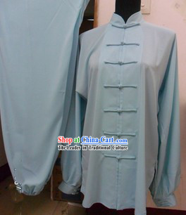 Traditional Chinese Silk Kung Fu Tai Chi Clothes