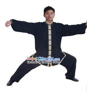 Traditional Chinese Silk Tai Chi Kung Fu Competition Uniform