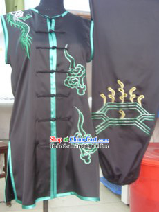 Traditional Chinese Southern Fist Competition Uniform