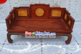 Handmade Natural Wood Arts Mini Bed