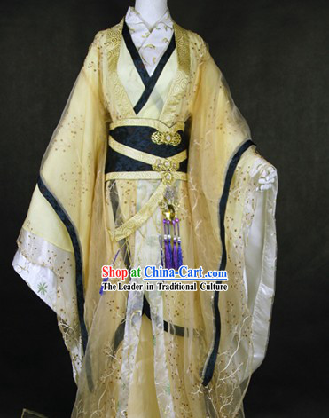 Ancient Chinese Imperial Family Member Clothes