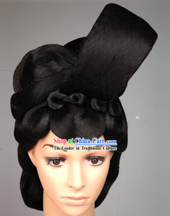 Lv Zhen Chuan Qi Legend Ancient Palace Style Fairy Wig