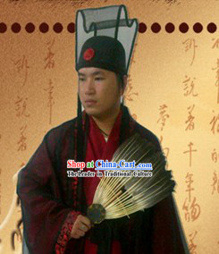 Chinese Ancient Government Official Hat for Men