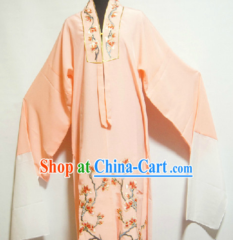 Chinese Stage Xiao Sheng Young Men Costumes