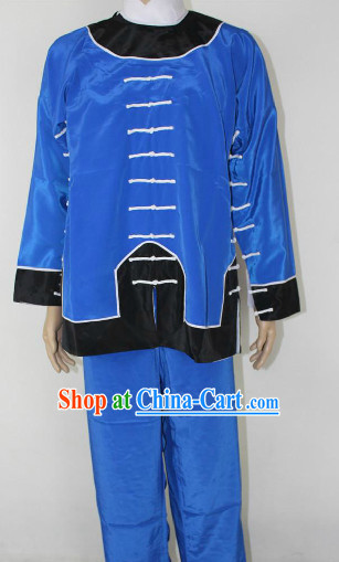 Chinese TV Drama Character Lin Chong Costumes for Men